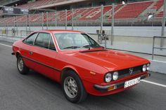 Lancia Beta Coupé -- 1979. Bought for 500 thought it was cute. Blew head gasket on Midland ave. This was my first 5 speed;-)