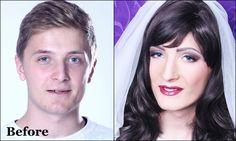 Crossdressing Makeover Service Dublin