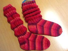 Joululahjaksi 2013 Ohje Arkimamman Arkirallista Knitting Socks, Knit Socks