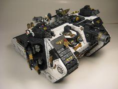 Apocalypse 40K - The 40K Daily Buzz: Mastodon Super-Heavy Siege Transport