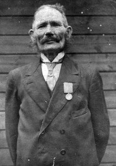 Bildmeny | lau.se Fjärdingsman Lars Östman 1854-1924 troligen 1920-talet