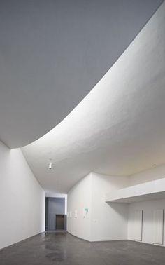 HERNING MUSEUM OF CONTEMPORARY ART  Herning, Denmark, 2005-Sep 9, 2009 Steven Holl (design architect) https://www.facebook.com/Arquiclick .