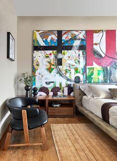 Casa na serra aposta no mix entre o rústico e o contemporâneo