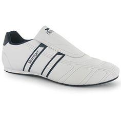 2ca04b34da9 Slazenger Mens Warrior Trainers Slip On Sports Shoes Footwear  Amazon.co.uk   Shoes   Bags