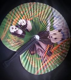 from collection of Marina Villarreal Hand Fan, Home Appliances, Collection, Pandas, House Appliances, Hand Fans, Appliances, Fan