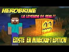 He Is Real It Is No Lie Herobrine Is Real Pinterest - Minecraft hauser ps4
