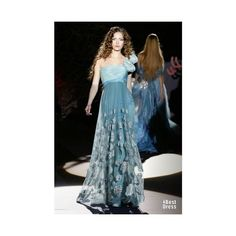 Zuhair Murad 2009 ❤ liked on Polyvore featuring dresses, gown and murad