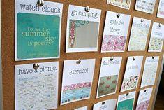 50 summer printables