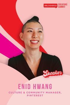 Best Pinterest Practices from Pinterest's Culture & Community Manager Enid Hwang — BlogHer Keyword Trends, Community Manager, Growing Your Business, Digital Marketing, Insight, Pin Up, The Creator, Management, Social Media