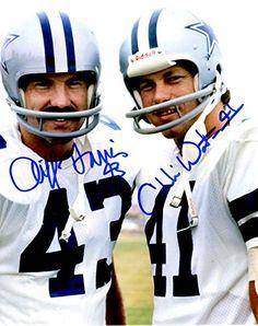 6e449bbc5bc Autographed Cliff Harris & Charlie Waters Dallas Cowboys 8x10 photo - w/COA