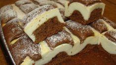 Dejte dohromady čokoládu a tvaroh a následně vám vznikne skvělá pochoutka. Unikátní koláč, který je jemný, máte ho hotový za 45 minut a na jeho chuť nikdy nezapomenete