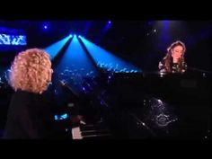 Grammy Awards 2014: Sara Bareilles & Carole King - Brave