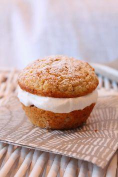 Helpot laskiaispulla-muffinssit Muffin, Baking, Breakfast, Food, Morning Coffee, Bakken, Essen, Muffins, Meals