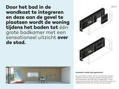 Het micro-appartement in de stad - XS Deluxe Wonderwall, Lofts, Design, Loft Room, Loft, Attic, Attic Rooms