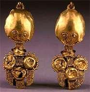 sumerian earings