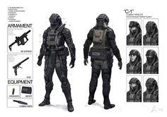 Space Vagabonds: Combat by `ukitakumuki - http://ukitakumuki.deviantart.com