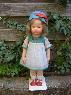 Antike Käthe Kathe Kruse Puppe I (1) Doll, Dorothee, 45cm | eBay