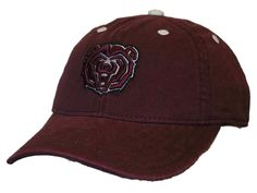 Missouri State Bears The Game Women Maroon Adjustable Slouch Hat Cap