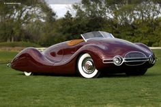 norman timbs special, 1947 designed by norman timbs