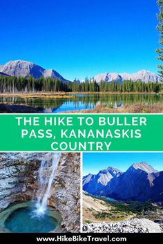 The fabulous hike to Buller Pass in Kananaskis Country Hiking Spots, Camping And Hiking, Hiking Trails, Backpacking, Camping Stuff, Adventure Holiday, Adventure Travel, Adventure Time, Lac Louise