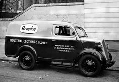 Remploy Ford Thames Van
