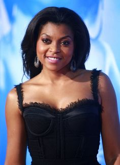 """Actress Taraji P. Henson attends the New York premiere of """"Tyler Perry's I Can Do Bad All By Myself"""" at the School of Visual Arts Theater on September 8, 2009 in New York City. - """"Tyler Perry's I Can Do Bad All By Myself"""" New York Premiere"""