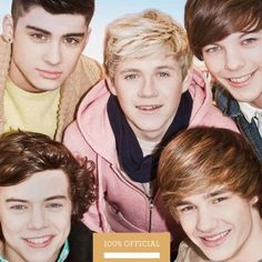 One Direction!!!(: its kinda sad to be in college and like a boy band, but the have the best accents