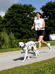 Running with your #dog daily can have fantastic #health benefits for both of you. #pets