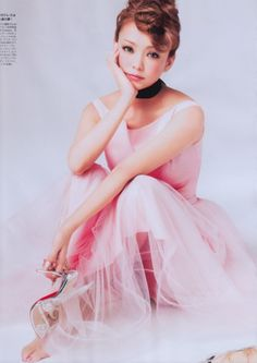 Namie Amuro Sweet (2013) July