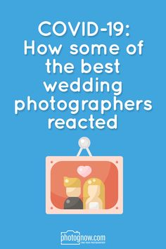 Covid-19 and weddings. We asked some of the best wedding photographers: How are you dealing with the Corona situation? - Read here what they told us. Best Wedding Photographers, Wedding Planning, Good Things, Weddings, How To Plan, Ideas, Corona, Wedding, Thoughts
