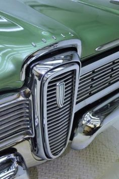 1959 Ford Edsel  Maintenance/restoration of old/vintage vehicles: the material for new cogs/casters/gears/pads could be cast polyamide which I (Cast polyamide) can produce. My contact: tatjana.alic@windowslive.com