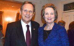 Farewell to Ambassador of Hungary, Gyorgy Szapary