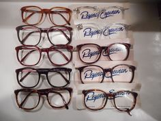Vintage Tart Optical Regency Amex Eyeglasses