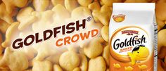 #GoldfishCrowd   | @Crowdtap | #Crowdtappers