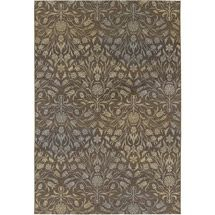 Walmart: Couristan Dolce Coppola Flat Woven Indoor/Outdoor Rug, Brown and Beige, Multiple Sizes