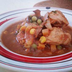 Chicken Vegetables Stew