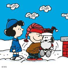 Snoopy Santa