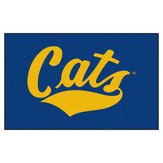 Montana State Bobcats NCAA Ulti-Mat Floor Mat (5x8')