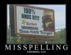 Ummm glad that I don't eat there... Hahahaha