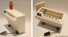 Playtime: Lego Synthesizers