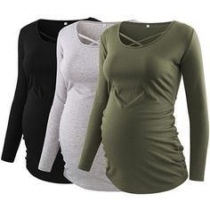 Special Maternity Clothing for looking beautiful and relax during pregnancy  Find it at www.jfjtshopping.com  Free worldwide delivery 🌎 Tag friends😊 #maternity #maternidad #pregnant #pregnancy #pregnants Maternity Tunic, Cute Maternity Outfits, Stylish Maternity, Pregnancy Outfits, Pregnancy Shirts, Maternity Fashion, Maternity Clothing, Maternity Style, Winter Maternity Clothes