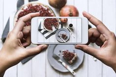 Top Instagrammers reveal how to take the best food photos