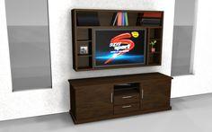 TV Cabinet Design.