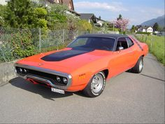 best muscle cars from the 60's and 70's - Yahoo Image Search Results