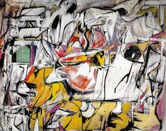 Find the latest shows, biography, and artworks for sale by Willem de Kooning. A first-generation Abstract Expressionist, Willem de Kooning is one of the most… Willem De Kooning, Action Painting, Figure Painting, Painting Process, Painting Art, Tachisme, Richard Diebenkorn, Jackson Pollock, Dutch Artists