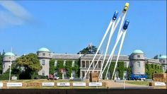 FOS 2013  The spectacular central display at @Festival of Speed Goodwood 2013! #FoS #Hildon #2013