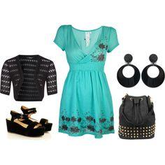 """""""Dress"""" by damali64 on Polyvore"""