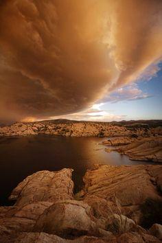 Monsoon Season, Prescott, Arizona