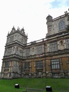 Wollaston Hall, used as Batman's *Wayne Manor* in the recent film The Dark Knight Rises. Wollaton, Nottingham, England