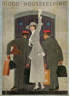 VINTAGE BLOG: Good Housekeeping 1916